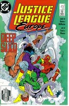 Justice League Europe #2 : Somebody Up There Hates Us (DC Comics) [Paperback] Ke - $1.95