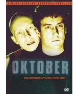 Oktober [DVD] [1998] - $2.21