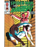 Spider-Man and Daredevil Number 1 [Comic] [Jan 01, 1984] Bill Mantlo and... - $5.49
