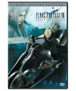 Final Fantasy VII - Advent Children (Two-Disc Special Edition) [DVD] [2004] - $1.95