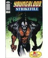 Youngblood Strikefile #1 (Volume 1) [Comic] [Jan 01, 1993] - $1.95