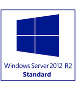 Windows Server 2012 R2 Standard Key & Download - $12.50