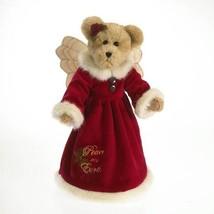 "Boyds Bears ""Angela Merrymint"" 12"" Angel Plush Tree Topper-  #4028973- N... - $69.99"
