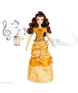 Disney Princess Belle Deluxe Interactive Doll w... - $119.95