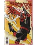 Night Thrasher, Vol. 1 No. 5; Dec. 1993 [Comic] by Fabian Nicieza - $6.99