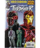 Night Thrasher, Vol. 1 No. 10; May 1994 [Comic] Fabian Nicieza; David Bo... - $6.99