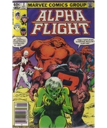 Alpha Flight #2 : Shadows of the Past (Marvel Comics) [Paperback] by Joh... - $6.99