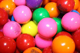 Gumballs Assorted 25mm Or 1 Inch (285 Count), 5LBS - $28.70
