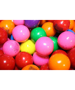 GUMBALLS ASSORTED 25mm or 1 inch (57 count), 1LB - $9.89