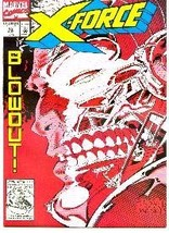 X-Force #13 Marvel [Comic] [Jan 01, 1996] No in... - $1.95