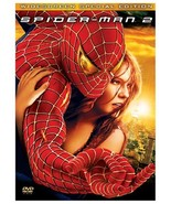 Spider-Man 2 (Widescreen Special Edition) [DVD] [2004] - $1.95