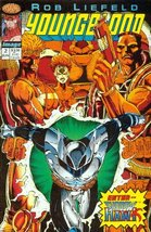 Youngblood #2 Flip Cover [Comic] [Jan 01, 1992] - $1.95