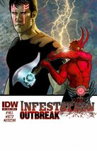 Infestation Outbreak #3 [Comic] [Jan 01, 2011] ... - $4.99