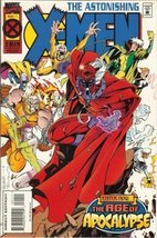 ASTONISHING X-MEN: Mar #1 [Comic] [Jan 01, 1995... - $3.00
