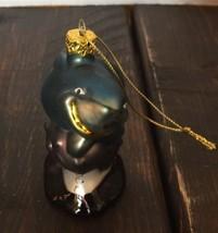 Collectible Pixar Disney Nemo Bruce Shark Glass Blown Christmas Tree Orn... - $14.01