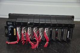 Ge Fanuc 90-30 IC693CHS392C IC693PWR321S IC93MDL240C (Qty 6) IC693MDL340B (Qty 4 - $579.15