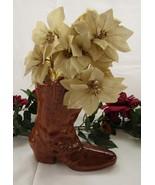 Cowboy Boot Vase - $10.00