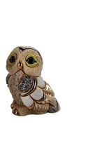De Rosa Rinconada Baby Winter Owl II Figurine - $66.39