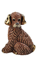 De Rosa Rinconada Brown Dog Figurine - $77.61