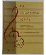 The Beggar's Opera by John Gay The Heritage Press - $5.99