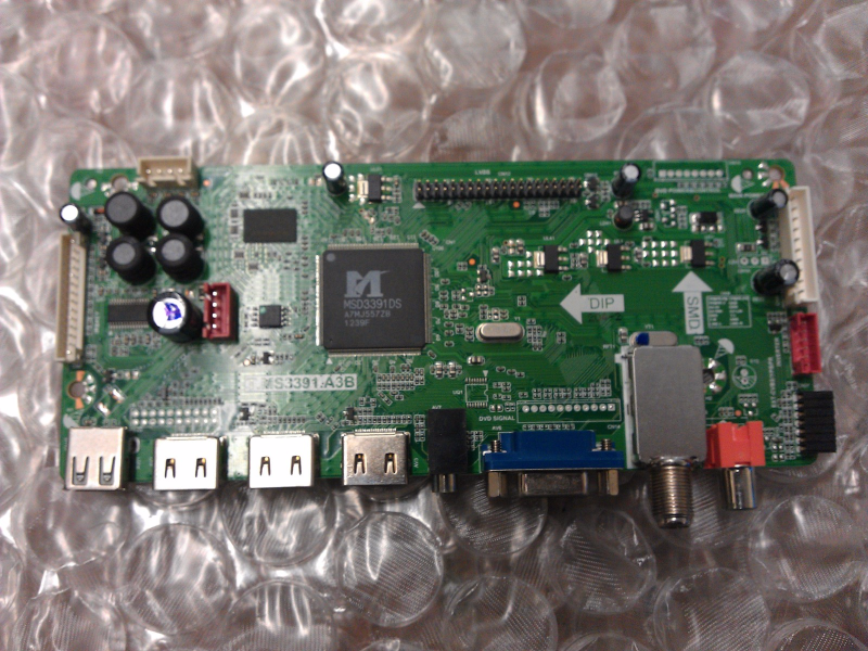 L12100204 Main Board From Proscan PLED3216A Version 1 LCD TV
