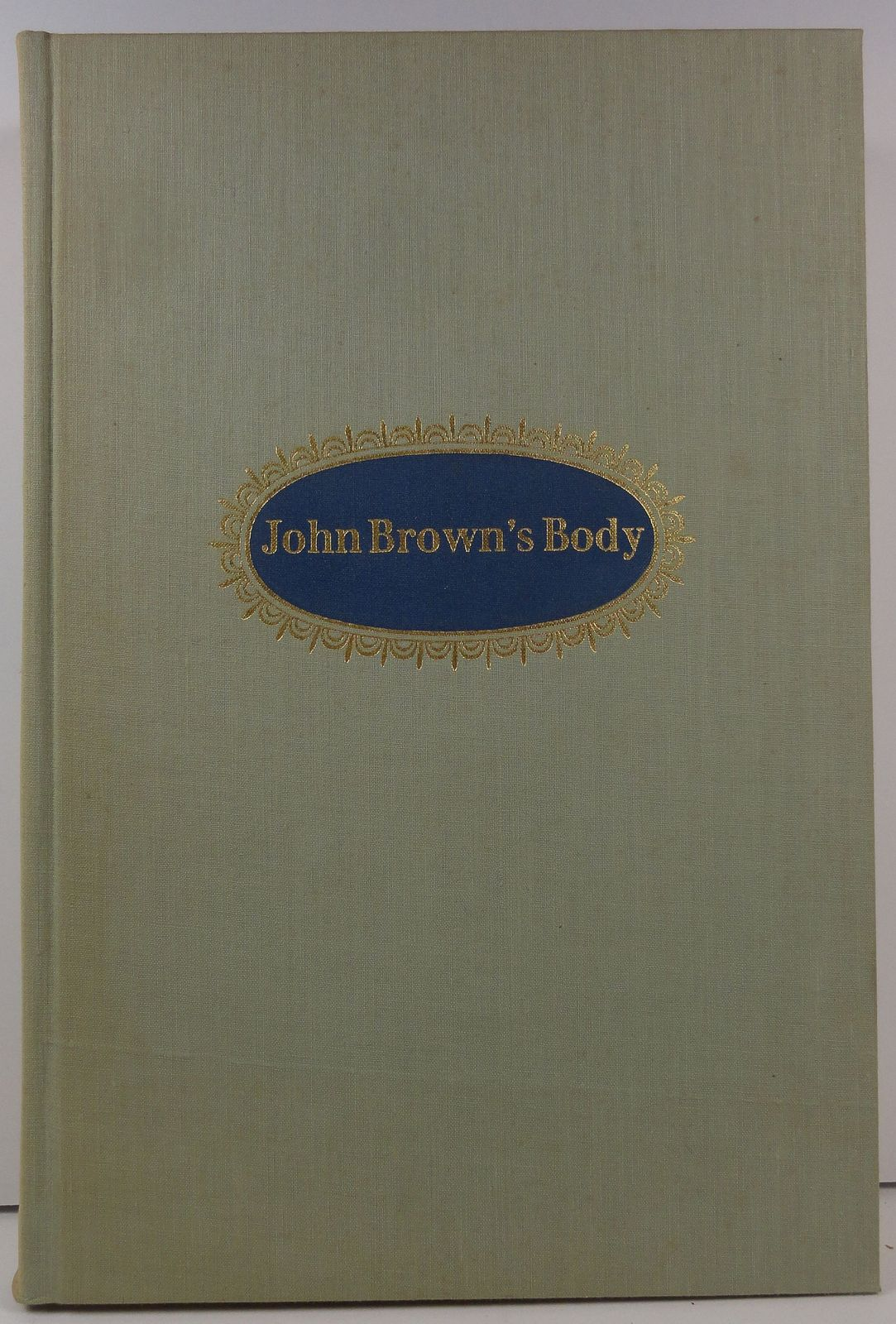 John Brown's Body Stephen Vincent Benet The Heritage Press