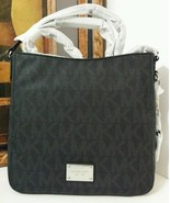 NWT MICHAEL KORS Jet Set Travel Large Messenger... - $189.99