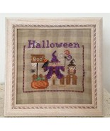 CLEARANCE Scarecrow Series - Halloween + FLOSS ... - $18.00
