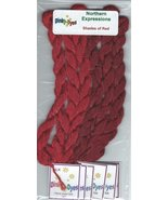 ** SILK FLOSS PACK for Shades Of Red cross stit... - $18.00