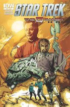 Star Trek Ongoing #37 [Comic] [Sep 24, 2014] Mike Johnson - $1.95