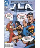 JLA #45 Tower of Babel (Part 3 Of 4) [Comic] [Jan 01, 2000] Mark Waid, H... - $3.99