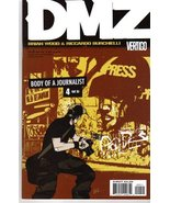 DMZ No. 9, Body of a Journalist 4 of 5 [Comic] [Jan 01, 2006] Brian Wood... - $10.99