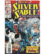 Silver Sable and the Wild Pack #18 (Recouping Losses) [Comic] [Jan 01, 1... - $9.95