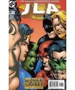 JLA (46) Tower of Babel (The conclusion) [Comic] [Jan 01, 2000] Steve Sc... - $18.99