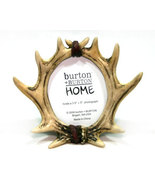 Country Deer Antler Picture Frame 3.5x5 - $11.99