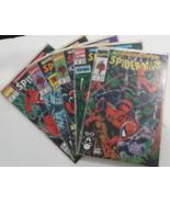 """Marvel Comics - Spider-Man - """"Perceptions"""" - Part 1-5 1991 - $73.00"""