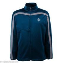 NEW TAMPA BAY RAYS 1/2 Zip Pullover Viper TRACK JACKET Small Antigua MLB... - $30.38