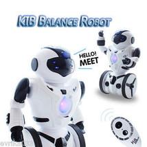 JXD KiB Intelligent Balance RC Robot Wheelbarrow Dancing Toy Gift USA SE... - $64.34