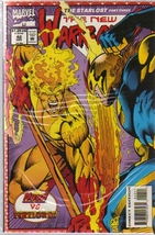 The New Warriors #42 [Unknown Binding] by Marvel Comics - $6.99