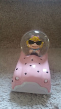 Hallmark Peanuts Sally Pink Collectible Car Wat... - $18.95