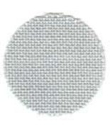 ** Stormy Gray 28ct Hand Dyed Jobelan 18x27 (1/4yd) cross stitch fabric ... - $13.00