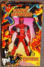 Vintage 1997 Marvel Comics Deadpool 10 inch Figure New In The Box - $64.99