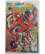 Marvel Comics - Spider-Man #16 X-Force Joins Spider-Man 1991 - $12.95