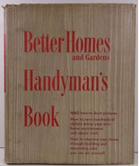 Better Homes and Gardens Handyman's Book 1951 Edition - $19.99