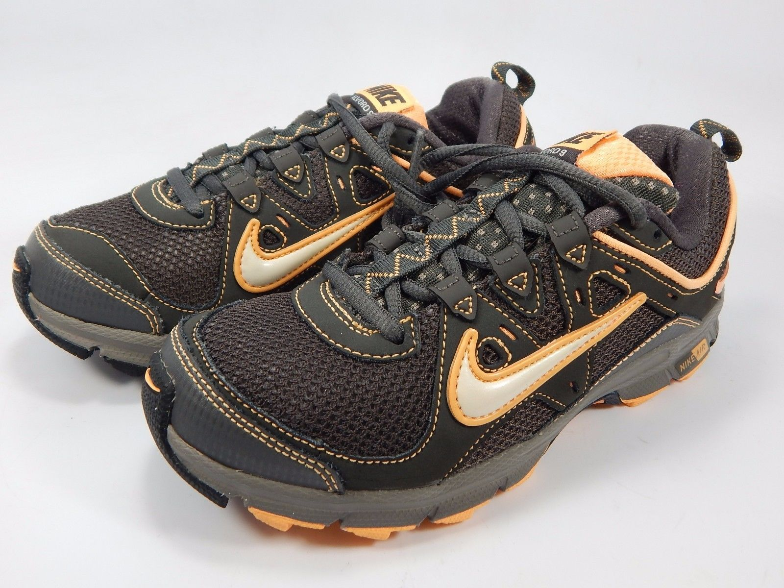 Nike Air Alvord 9 Women's Trail Running Shoes Size US 6 M (B) EU 36.5 443847-002