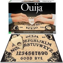 NEW Classic Ouija Board Game Oracle Original Graphics Fortune Telling Solid Wood - $39.99