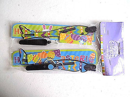 Easter Themed Foam DIY Airplane Gliders 2ct - $0.99