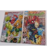 Marvel Comics - Spider-Man Parts 1-2 Revenge of the Sinister Six - 1991 - $25.95