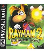 Rayman 2: The Great Escape (Sony PlayStation 1, 2000) - $12.95