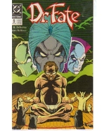 Dr. Fate  - Issue Number 9 - August 1989 [Paperback]; Illustrated - $6.99